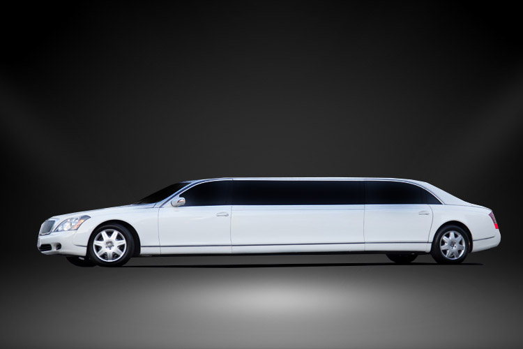 Maybach Limo LA